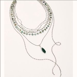 Free People Lily Layered Necklace